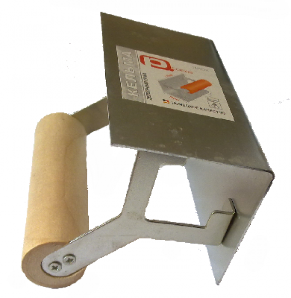 Кельма стальная для внутренних углов дерев.ручка PQ 1409001