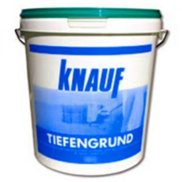Грунтовка универсальная Тифенгрунд 5кг KNAUF (в поддоне 54вед)