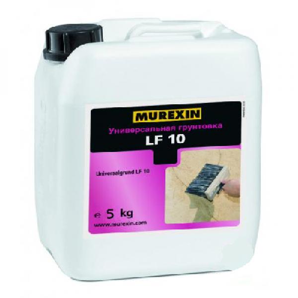 Грунтовка универсальная Grund (LF 10) розовый, 5кг Baumit