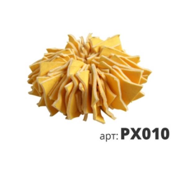Тампон замшевый декоративный PX010