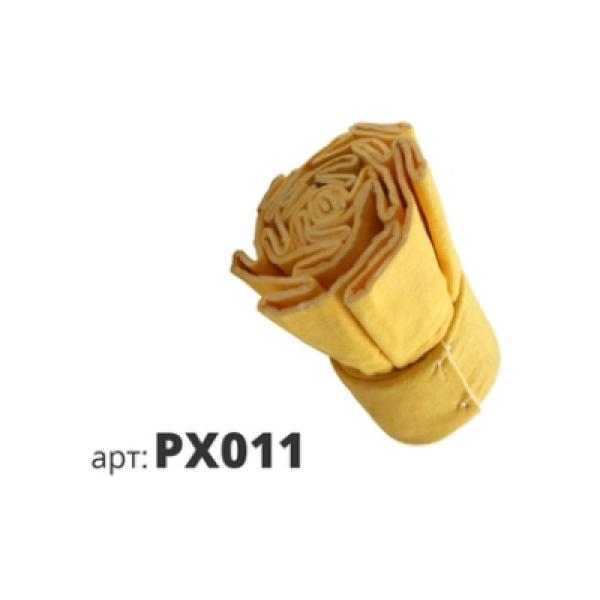 Тампон замшевый декоративный PX011
