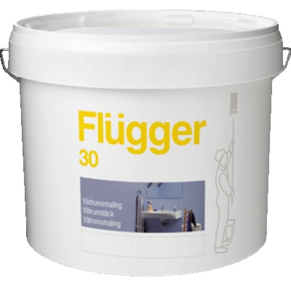 Краска акриловая для влажных помещений Wet Room paint base 1 0.75л FLUGGER 76210