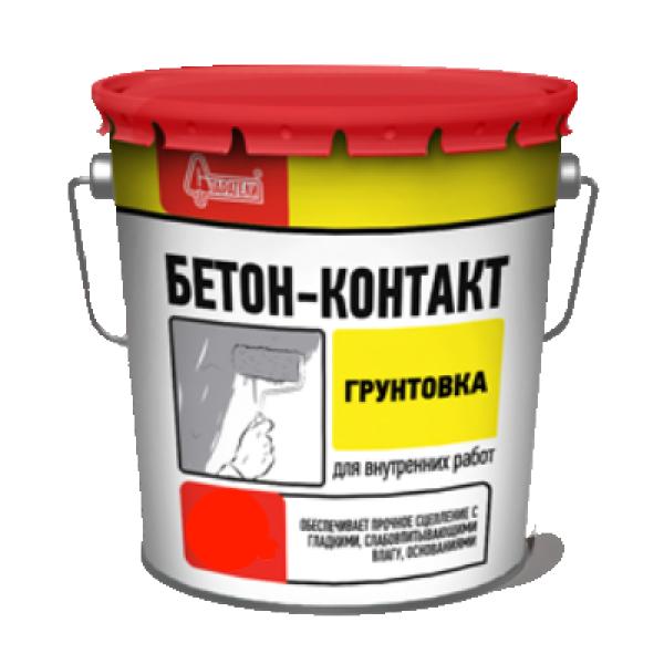 Грунтовка бетон-контакт 20кг Старатели