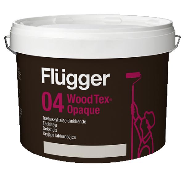 Покрытие по дереву полуматовое Wood Tex Opaque base 4 0.7л FLUGGER 43794