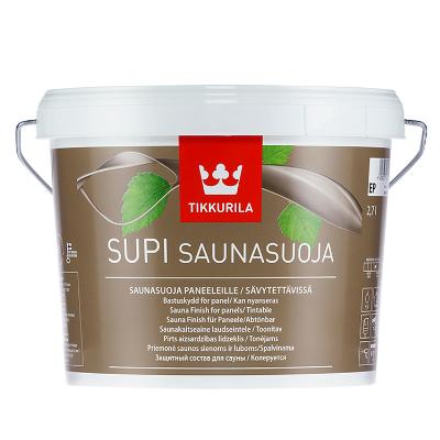 Состав для сауны SUPI SAUNA SUOJA EP 2,7л TIKKURILA