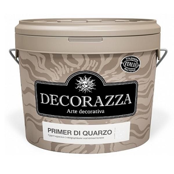 Грунт с кварцем Primer di Quarzo 7 кг DECORAZZA DPRQ-07