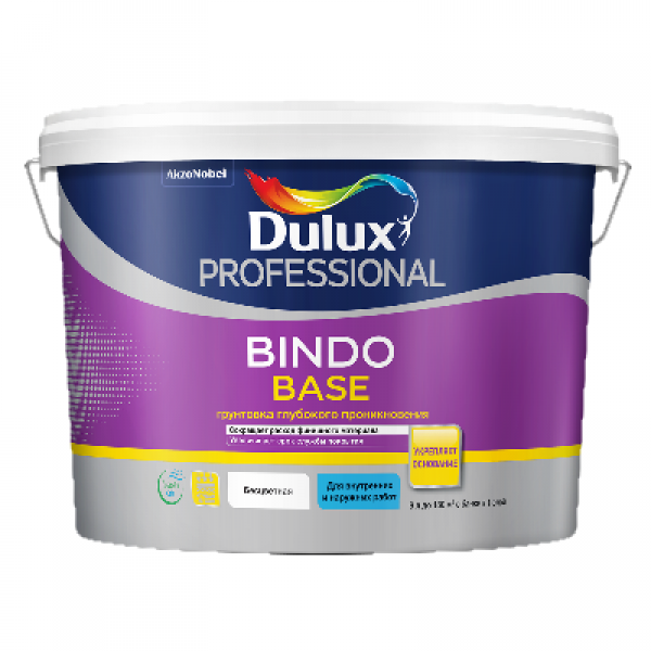 Грунтовка универсальная Professional Bindo Base 2,5л DULUX