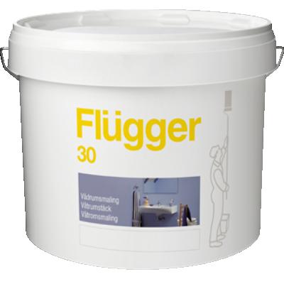 Краска акриловая для влажных помещений Wet Room paint base 1 2,8л FLUGGER 76259