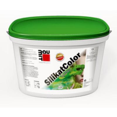 Краска силикатная фасадная SilikatColor GMWF 14л Baumit
