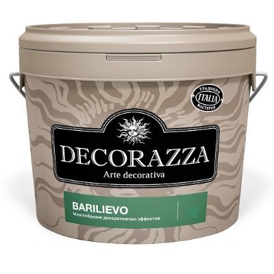 Декоративное покрытие Barilievo BL-001 4кг DECORAZZA DBL001-04