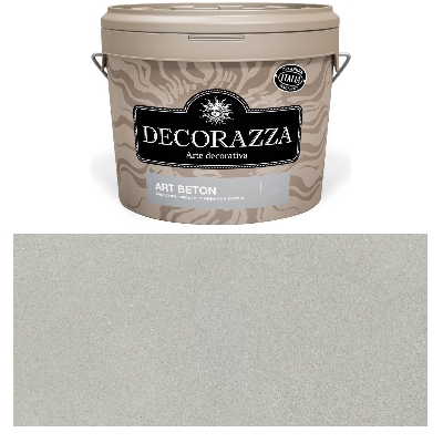 Декоративное покрытие Art Beton AB-001 9кг DECORAZZA DAB001-09