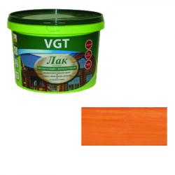 Лак акриловый пропиточный с антисептиком красное дерево 0,9кг VGT (альб 2008)
