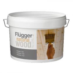 Лак для дерева Natural Wood Panellak 3л FLUGGER 94761
