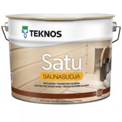 Защитное средство для сауны Satu Saunasuoja 9л TEKNOS