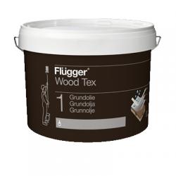 Масло грунтовочное Wood Tex Grundolie 10л FLUGGER 60007