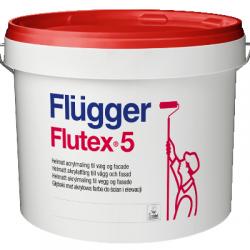 Краска акриловая для стен и потолков Flutex 5 base 1 9.1л FLUGGER 41840