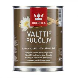 Масло алкидное VALTTI PUUOLJY EC 0,9л TIKKURILA