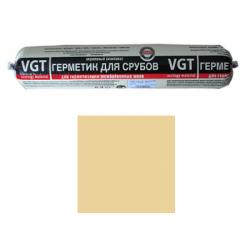 Герметик акриловый для срубов сосна 0,9кг VGT