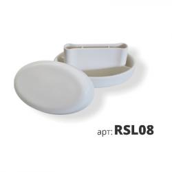 Мини-кельма пластиковая овальная RSL08 STMDECOR