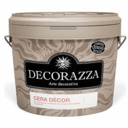 Лессирующий состав Cera Decor 1л DECORAZZA DСD-09