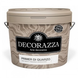 Грунт с кварцем Primer di Quarzo 7 кг DECORAZZA DPRQ-07