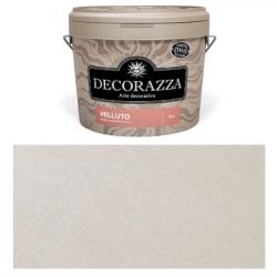Декоративное покрытие Velluto VT-001 1кг DECORAZZA DVT001-1