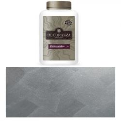 Краска металлизированная Effetto metallico Argento EM-001 1л DEM001-1