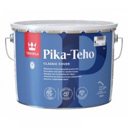 Краска для деревянных фасадов матовая PIKA-TEHO C 2.7л TIKKURILA
