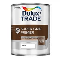 Грунтовка Super Grip primer 1л белая DULUX