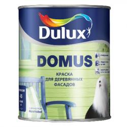 Краска масляно-алкидная фасадная Domus BW 1л DULUX