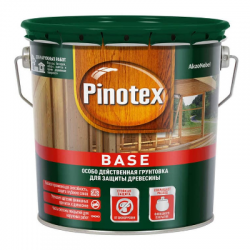 Грунтовка Base 9л PINOTEX