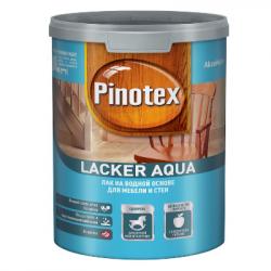 Лак Lacker Aqua 70 глянцевый 2,7л PINOTEX
